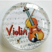 マグネット バイオリン WH