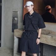 華やかな印象に パンツ ショートパンツ SALE スポーツ メンズ 新作 ファッション ストリートスタイル