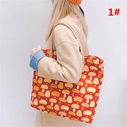 動物 肩掛けトートバッグ レディースバッグ マザーズバッグ キャンバスバッグ  エコバッグ 大容量