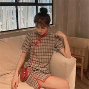 初回送料無料 2019 心地良い カジュアル ワンピ 大人気 gjpch-1907axq61春夏 新作