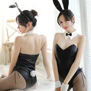 【即日出荷】黒色  バニーガール服  コスプレ衣装 ハロウィン【4100】