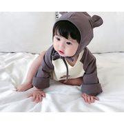 韓国風★ベビー向け★連体服★ロンパース★可愛い★子供服★赤ちゃん着★2色66-100