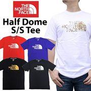 【THE NORTH FACE】(ザ ノース フェイス) Half Dome S/S Tee /  半袖 Tシャツ 4色