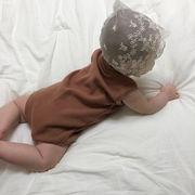 ベビー アウター 赤ちゃん 連体衣 ワンピース baby SALE ハーバリウム 韓国子供服 春夏新作