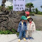 デニムコート 男の子 女の子 ジャケット 上着 長袖 アウター 春秋コート 防風 キッズ 子供服