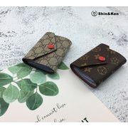 レディース  小銭入れ コインケース レディース ミニ財布 コンパクト ミニバッグ  カードケース