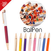 BLHW162616◆5000以上【送料無料】◆ボールペン◆文房具 ハーバリウムボールペン ドライフラワーボールペン