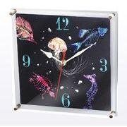 アートガラス時計盤 13764