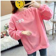 【大きいサイズ】ファッション/人気トップス♪ホワイト/ブラック/ピンク3色展開◆