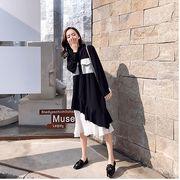 【大きいサイズL-4XL】ファッション/人気ワンピース