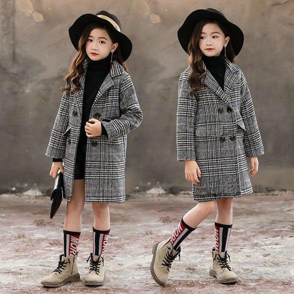 子供服 女の子 子供コート 長袖 秋冬暖かい 防寒 おしやれ 新品