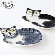 Hannah Turner(ハンナターナー)  /  Trinket Tray(小物トレイ)Cat/猫 全4種類