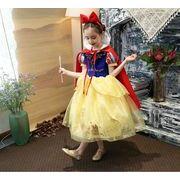 ハロウィン フォーマル キッズドレス 白雪姫 子供服 ピアノ発表会 プリンセスドレス