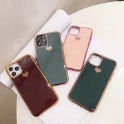 iPhone11 Pro Max スマホケース ハート iPhone ケース
