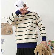 【大きいサイズM-5XL】ファッション/人気セーター♪ブラック/カーキ2色展開◆
