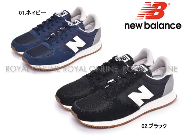 S) 【ニューバランス】 スニーカー U220 全2色 メンズ レディース