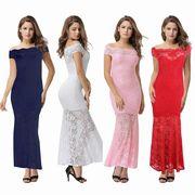 【即納】 ★ ロングドレス ★ イブニングドレス 全4色 1073