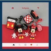 【ファッション新品】Airpodsカバー Airpodsケース イヤホン保護用 ディズニー ミッキーマウス