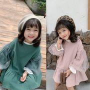 2019秋新作★ベビー赤ちゃん★キッズ女の子 ワンピース 80cm-120cm
