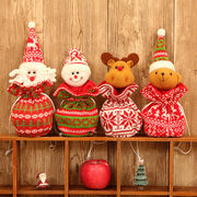 クリスマスバッグ ラッピング袋 ギフトバッグ キャンディー袋