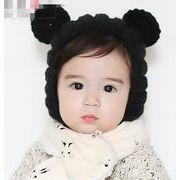 韓国風★★★ベビー赤ちゃん帽子ニット帽秋冬新品!!!★大人気★ベレー帽★ハットファション帽★