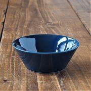 【カラーシリーズ】反型3.5寸鉢 [日本製 美濃焼 食器]