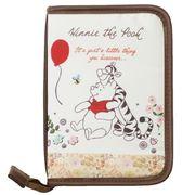 【母子手帳ケース】くまのプーさん 母子手帳カードケースタイプ