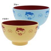 【茶碗・お椀】おしりたんてい 塗汁椀