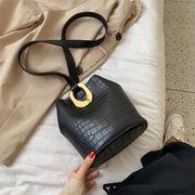 2019 気質修身 韓国ファッション♥初秋新作!ワイルド ハンドバッグ ショルダー クロスボディバッグ