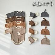 新作商品★♪キッズファッション★♪縞模様★♪長袖★♪連体服★♪可愛い★ベビー服★♪♪♪