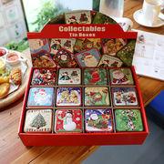 Christmas限定 ギフトボックス ラッピングボックス プレゼントボックス 12点セット クリスマスボックス