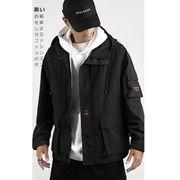 秋冬新入荷★大人気 男の人 綿入れ 日系の服装 レジャー ジャケット アウター