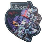 【ステッカー】キングダムハーツ トラベルステッカー SPACE PARANOIDS