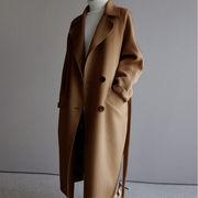 韓国ファッション 人気のロングコート