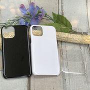 プリント・デコ用素材★iPhone11pro用☆ハードケース★ポリカーボネート 全3色