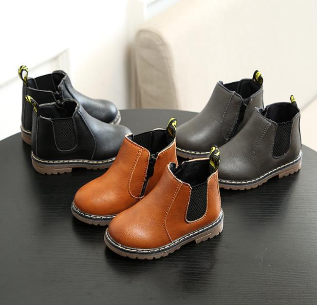 【子供靴】ブーツ シューズ 大人気 秋冬 キッズ 子供 靴 カジュアル系 女の子 韓国ファッション
