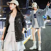 【TGB】新作★レディースファッション★トップス★コート デニム