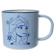【キッズ食器】アナと雪の女王2 漆器マグカップ エルサ