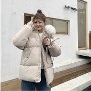 レディース ダウンコート ジャンパー 厚手 アウター トップス オーバーサイズ冬新作