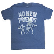 T シャツ BATMAN & ROBIN NO NEW FRIENDS