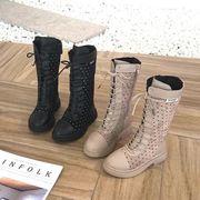 女児 ブーツ 秋 新しいデザイン 児童 ブーツ 秋冬バージョン 二 コットン靴 英国スタ