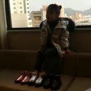 スノーブーツ 児童 コットン靴 男児 冬 新しいデザイン 小中児童 厚さプラス 女児 コ