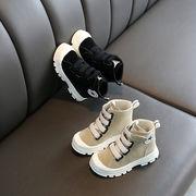 女児 二 コットン靴 年 秋冬バージョン 新しいデザイン 高い靴 冬の靴 息子 児息子供