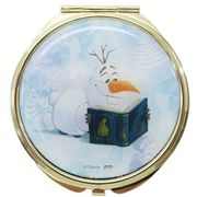 【手鏡】アナと雪の女王2 コンパクトミラー オラフ