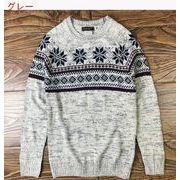 秋 男 セーター 韓国風 着やせ 丸襟 ボトムシャツ 学生 ヘッジ ニット ストリーム