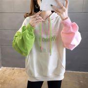 春夏新作 732032大きいサイズ 韓国 レディース ファッション    Tシャツ   LL-4L