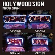 【インパクト抜群!】【OPEN 各サイズ】 NEON SIGN ネオンサイン