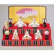 ★ひな祭りを飾る★ 縁起の良い雛人形【平成 段飾り雛】