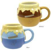【マグカップ】くまのプーさん 磁器製MUG ハニーポット