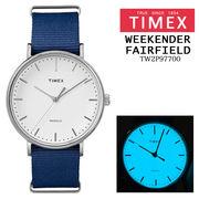 TIMEX Weekender Fairfield TW2P97700 41mm メンズ  並行輸入品
